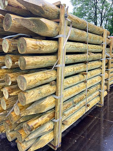 Cundy Peeled Posts